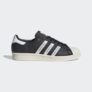 Superstar 80s Human Made Shoes Core Black / Cloud White / Off White FY0729