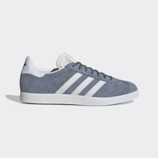 Gazelle Shoes Raw Steel / Crystal White / Cloud White CM8468