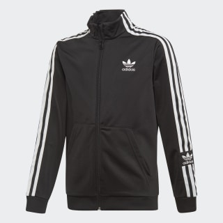 Track jacket Black / White FM5681