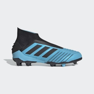 Scarpe da calcio Predator 19+ Firm Ground Bright Cyan / Core Black / Solar Yellow G25788