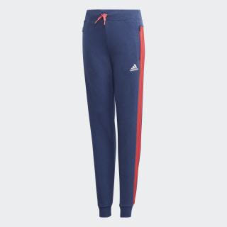 Tepláky adidas Athletics Club Tech Indigo / Core Pink FL1780