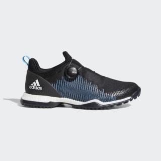 Forgefiber Boa Shoes Core Black / Cloud White / Shock Cyan BB7853