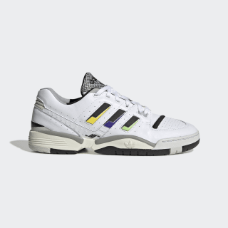 Tênis Torsion Comp Cloud White / Core Black / Solar Yellow EE7376