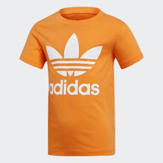 T-shirt Trefoil Real Gold / White ED7741