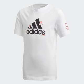 Camiseta Collegiate White FM4473