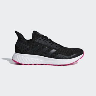 Sapatos Duramo 9 Core Black / Core Black / Shock Pink F34665