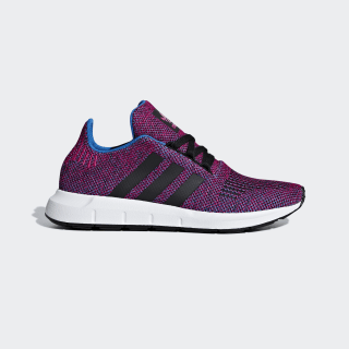 Tênis Swift Run J real magenta / core black / core black CG6903