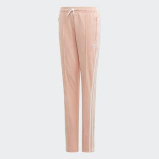 High-Waisted Pants Glow Pink / White ED7876