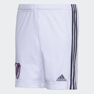 Shorts Tercer Uniforme River Plate White FH7899