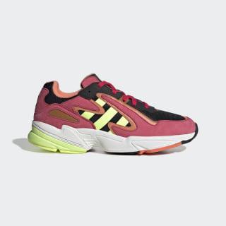 Sapatos Yung-96 Chasm Core Black / Hi-Res Yellow / Energy Pink EE7229