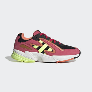 Yung-96 Chasm Shoes Core Black / Hi-Res Yellow / Energy Pink EE7229