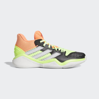 Harden Stepback Shoes Core Black / Signal Coral / Dash Grey EF9890
