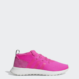 Tenis Flashback Winter SHOCK PINK S16/FTWR WHITE/CORE BLACK BY9639