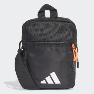 Parkhood Organiser Bag Black / Black / Solar Red FJ1121