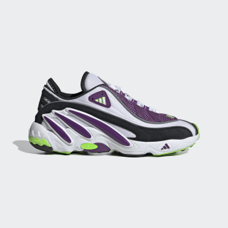 FYW 98 Shoes Cloud White / Glory Purple / Solar Green EG5196
