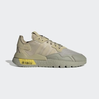Chaussure Nite Jogger Feather Grey / Savannah / Spring Yellow FV3617
