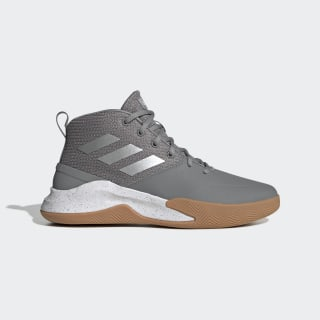 OwnTheGame Shoes Grey Three / Matte Silver / Cloud White EE9637