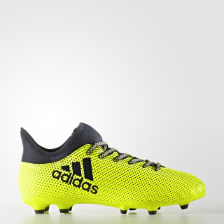 Zapatos de Fútbol X 17.3 Terreno Firme SOLAR YELLOW/LEGEND INK F17/LEGEND INK F17 S82369