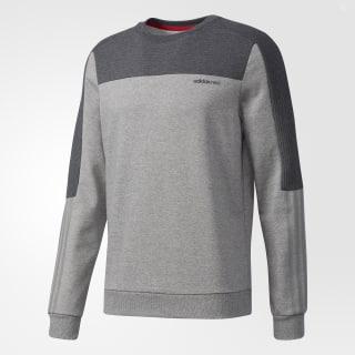 Texture Sweatshirt Core Heather / Dark Grey Heather BK0568