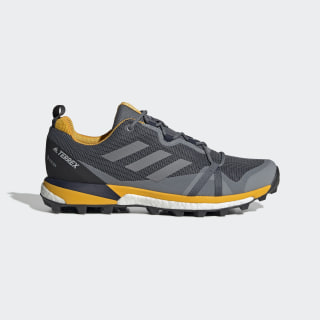 Chaussure Terrex Skychaser LT GTX Onix / Grey One / Active Gold G26507