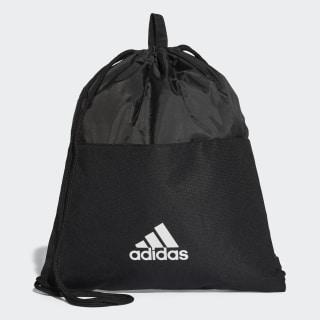 3-Stripes Gym Bag Black / White / White CF3286