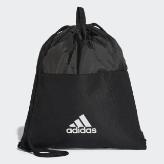 3-Stripes Gym Bag Black / White / White CF3286