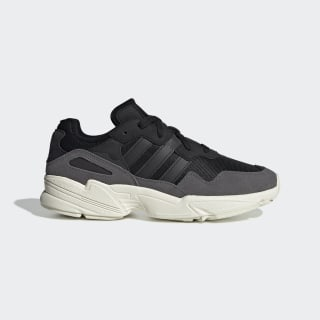 Giày Yung-96 Core Black / Core Black / Off White EE7245