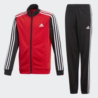 Chamarra con Pants Tibero VIVID RED S13/BLACK/WHITE BLACK/WHITE/VIVID RED S13 CF7350