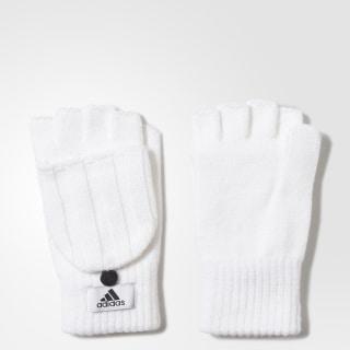 Перчатки W ESS GLOVES white AY6607