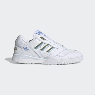 Tênis A.R. Cloud White / Tech Olive / Real Blue EE5409