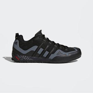 Terrex Swift Solo Hiking Shoes Core Black / Core Black / Lead D67031