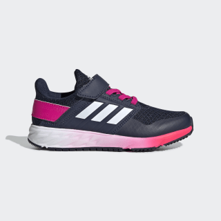 FortaFaito Shoes Collegiate Navy / Cloud White / Shock Pink G27382
