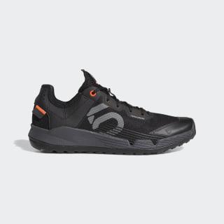 Chaussure de VTT Five Ten Trailcross LT Core Black / Grey Two / Solar Red EE8889