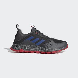 Response Trail Shoes Core Black / Team Royal Blue / Grey Six EG3457