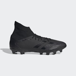 Scarpe da calcio Predator 20.3 Multi-Ground Core Black / Core Black / Solid Grey FV3156