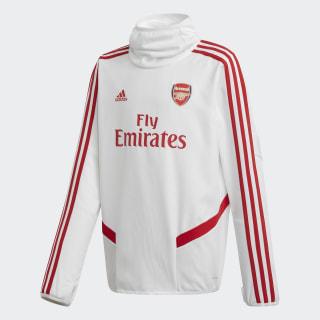 Felpa Warm Arsenal White / Scarlet EJ6286