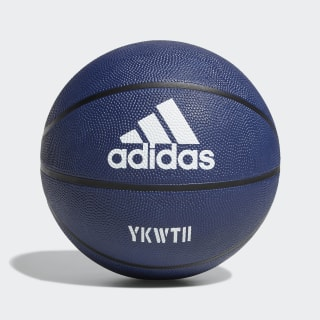 Dame Signature Basketball Dark Blue / White CW6783