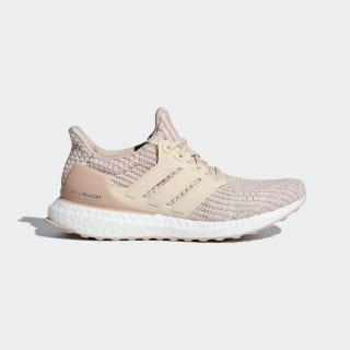 Ultraboost Shoes Ash Pearl / Linen / Clear Orange BB6497