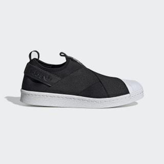 Zapatillas Superstar Slip On Core Black / Core Black / Cloud White S81337