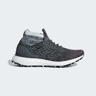 Кроссовки для бега Ultraboost All Terrain grey six / carbon / blue tint s18 F36129