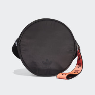 Round Waist Bag Black FL9617