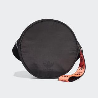 Round Waist Bag Black FL9617