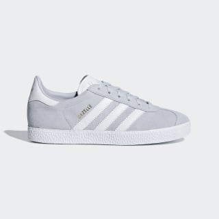 Gazelle Shoes Aero Blue / Ftwr White / Ftwr White CG6698