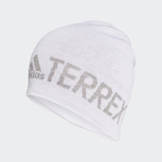 TERREX Logo Beanie White / Medium Grey Heather / Medium Grey Heather CY6078