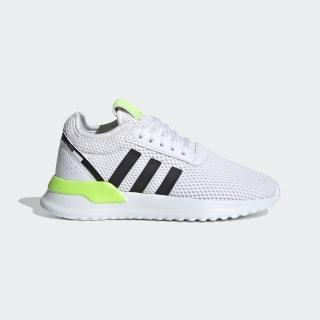 U_Path X Shoes Cloud White / Core Black / Signal Green EG3450