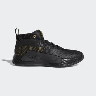 รองเท้า Dame 5 Marvel Core Black / Core Black / Gold Metallic EG6577
