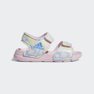 Chinelo AltaSwim Cloud White / Real Blue / Glow Blue EE9030
