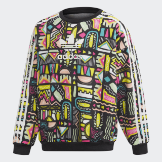 Crewneck Sweatshirt Multicolor / White ED7864