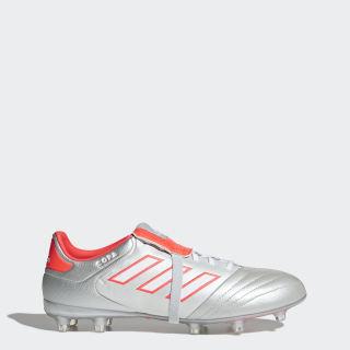 Scarpe da calcio Copa Gloro 17.2 Firm Ground Silver Metallic/Footwear White/Solar Red CM7936