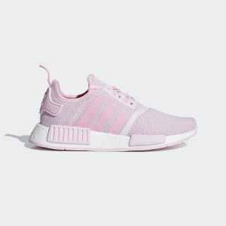 NMD_R1 Shoes Clear Pink / Light Pink / Cloud White G27687